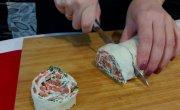 ТОП-5 начинок для закуски из лаваша
