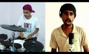 Its My Life - Sri Lankan Version Drum Cover - Collaboration With Sandaru Sathsar