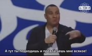 Американец тролит русский язык