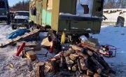 Как спасают машину из ледяного плена в Якутии