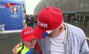 Футболист ребёнка не обидит! Новости из Франции. 16.06.2016 )