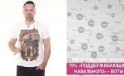 Слив данных ФБК*: 70% поддержки Навального – боты (Руслан Осташко)