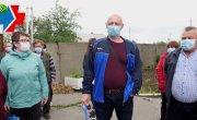 Заплатите медикам за COVID. ЦГБ города Гуково