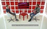 Интервью на 8 канале. Артур Лукава, Егор Петров