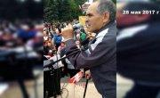 Митинг пенсионеров в Самаре