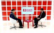 Интервью на 8 канале. Валерий Власов, Владимир Чесноченко