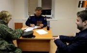 НОД в Следственном комитете, сдал подписи в поддержку борьбы с врагами Отечества