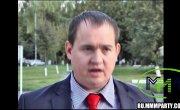 Интервью лидера партии МММ Алексея Муратова для ТВКиК