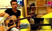 show MONICA Bonus #6 - Linkin Park - Lost In The Echo (как играть урок)