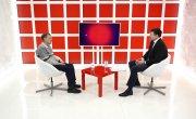 Интервью на 8 канале. Валерий Власов, Виктор Букаткин