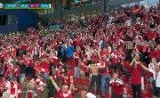 Россия — Дания. Групповой этап. Лучшие моменты. Чемпионат Европы по футболу 2020