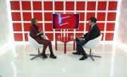 Интервью на 8 канале. Валерий Власов, Юлия Симбирева