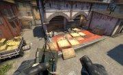 Моддер сделал окружение на карте Inferno из CS:GO частично разрушаемым
