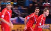 ЧЕ по мини-футболу. Россия — Испания 4:3