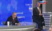 Вопрос Путину о НОД целиком