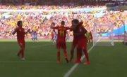 Украинский комментатор искрене рад забитому голу в ворота Росси от Бельгии. Лала лала лала