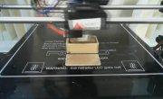 Печатаем деревом на 3D-принтере Robo