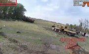 Разгром вооруженных сил Украины в н.п. Степановка