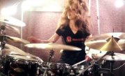 Meytal Cohen - Get Up (KoRn Drums Cover)