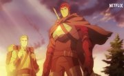 """DOTA: Кровь Дракона / DOTA: Dragon's Blood - 1 сезон, """"Русский Тизер-Трейлер"""""""