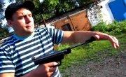 Эксперимент: что будет если выстрелить из пневматики в палец?