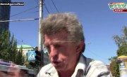 ДНР. Донецк. Мирный житель о перемирии. 06.09.2014
