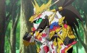 СД Гандам: Герои Мира / SD Gundam World Heroes - 1 сезон, 8 серия