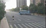 Я уже двадцать лет за рулём,у меня хрен проскочишь . Китай