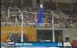 Немов на олимпиаде в Афинах. Вечный позор тем судьям!!!