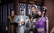 Безумный Владыка Нечисти / Kuang Shen Mo Zun - 1 сезон, 14 серия