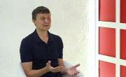 Интервью на 8 канале. Артур Лукава, Александр Глисков