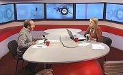 Леся Рябцева vs Виктор Шендерович  16.04.2015 - 8 миллионов в стране, в России (я гуманитарий)