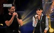 Scorpions With Morten Harket - Wind Of Change Live