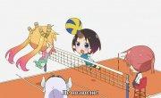 """Дракон-Горничная Кобаяши-сан / Kobayashi-san Chi no Maid Dragon - 1 сезон, """"Special 5"""""""