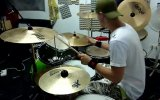 Red Hot Chili Peppers - Around The World (Drum Cover)