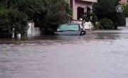Сардинию снова затопило