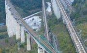 Плотность высокоскоростных железных дорог в провинции Гуйчжоу