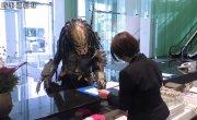 Хищник посетил PR агенство в Японии