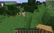 Minecraft - Жара - #1 - Деревня
