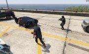 GTA 5 Mods: Highway Deathtrap - УСТРОЙ АВАРИЮ!