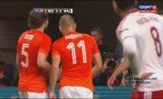 Голландия - Уэльс 2:0