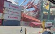 Авария в порту
