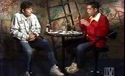 """Юрий Клинских (Хой) Интервью в передаче """"Муззон""""с М.Покровских (июнь 1996)"""
