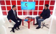 Интервью на 8 канале. Валерий Власов, Владимир Пантелеев