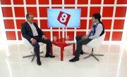 Интервью на 8 канале. Валерий Власов, Алексей Штейнерт