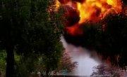Красивый взрыв подстанции