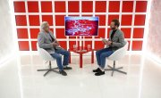 Интервью на 8 канале. Артур Лукава, Николай Балышев