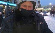 При задержании гражданина (Красноярск)