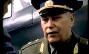 Маршал авиации Покрышкин даёт небольшое интервью для тв США. 1977 год.