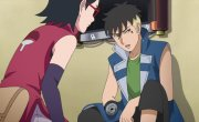 Боруто: Новое Поколение Наруто / Boruto: Naruto Next Generations - 1 сезон, 205 серия